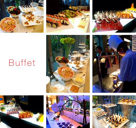 ビュッフェ Buffet