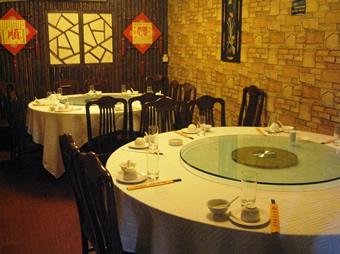 テーブル個室(大)。