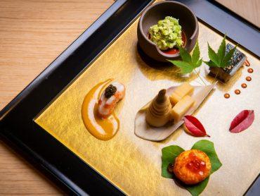 (日本語) 料理長お手製の日本料理