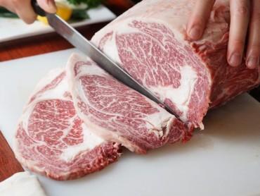 自慢のお肉