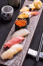 (日本語) お寿司