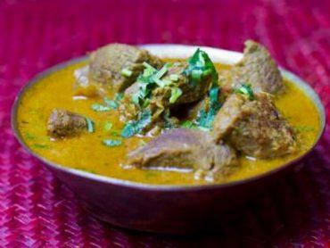 (日本語) ネパール料理