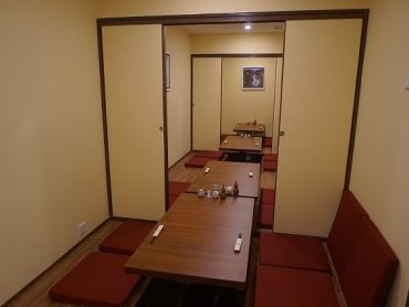 (日本語) 個室20名様