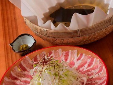 (日本語) ねぎしゃぶ紙鍋