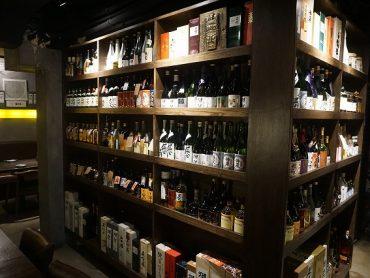 (日本語) お酒の種類も豊富です