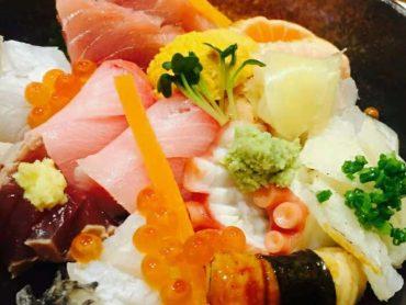 (日本語) 海鮮丼