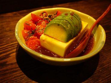 (日本語) 豆腐アボカドサラダ