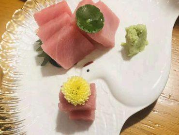 (日本語) お刺身