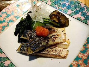 (日本語) 旬の料理