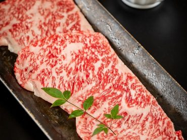 (日本語) 厚切り和牛